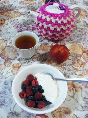 Breakfast Day 6