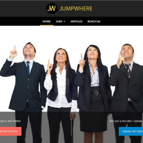 JumpWhere