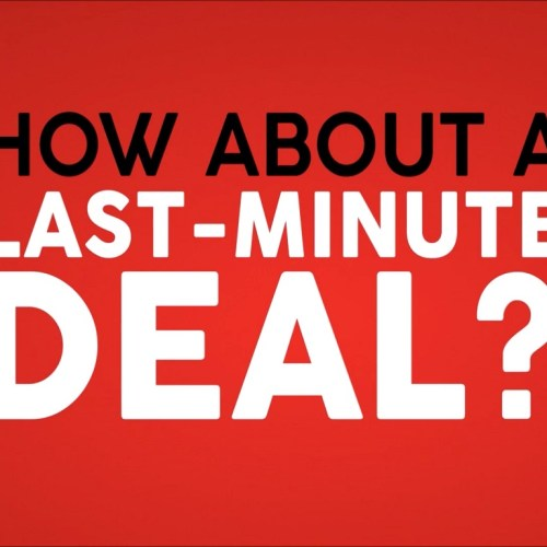 Last Minute Deal | AirAsia India