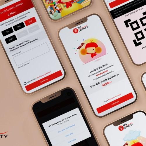 Points Transfer – AirAsia BIG Loyalty