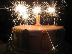 Happy Blogging Anniversary