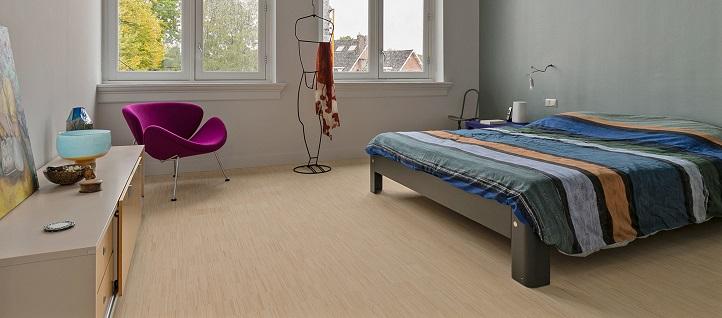 Bamboe vloeren bij Neerlandia in Nijmegen