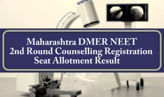 DMER NEET 2nd Round Counselling Registration