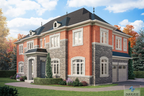 NEEZO Studios_Klein Estates_Front Perspective 2