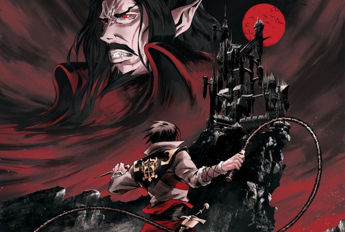 castlevania anime season 2