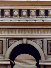 Arc de Triumph Center Detail
