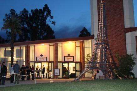 30' Eiffel Tower by Allen Wilson