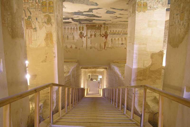 Tombe de Mremptah