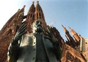 Busto Gaudi