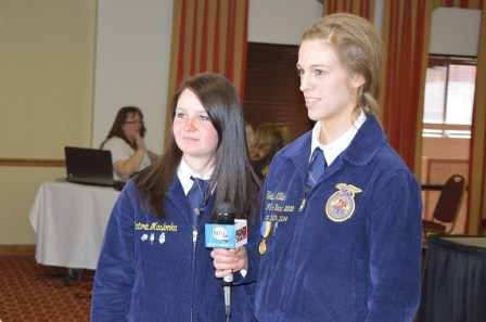 2014 Nebraska FFA Ag Issues Academy