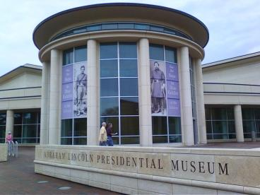 Abraham Lincoln Presidential Museum. Springfield, IL.