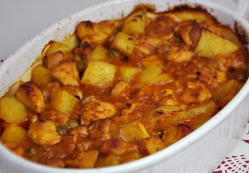 firinda-sebzeli-tavuk-yemegi-tarifi
