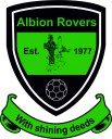 Albion Rovers Crest