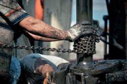 Добыча нефти, буровая