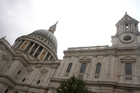 St. Paul's cathedral.
