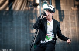 Anthony Kiedis rockt das Stade de Suise (Roman Gaigg)