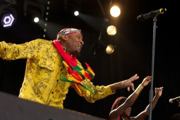 Jimmy Cliff am Reeds Festival 2012 in Pfäffikon ZH (Sacha Saxer)