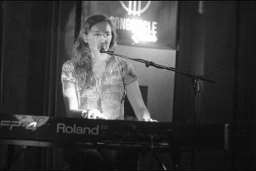 Johanna Amélie (Foto: Sacha Saxer)