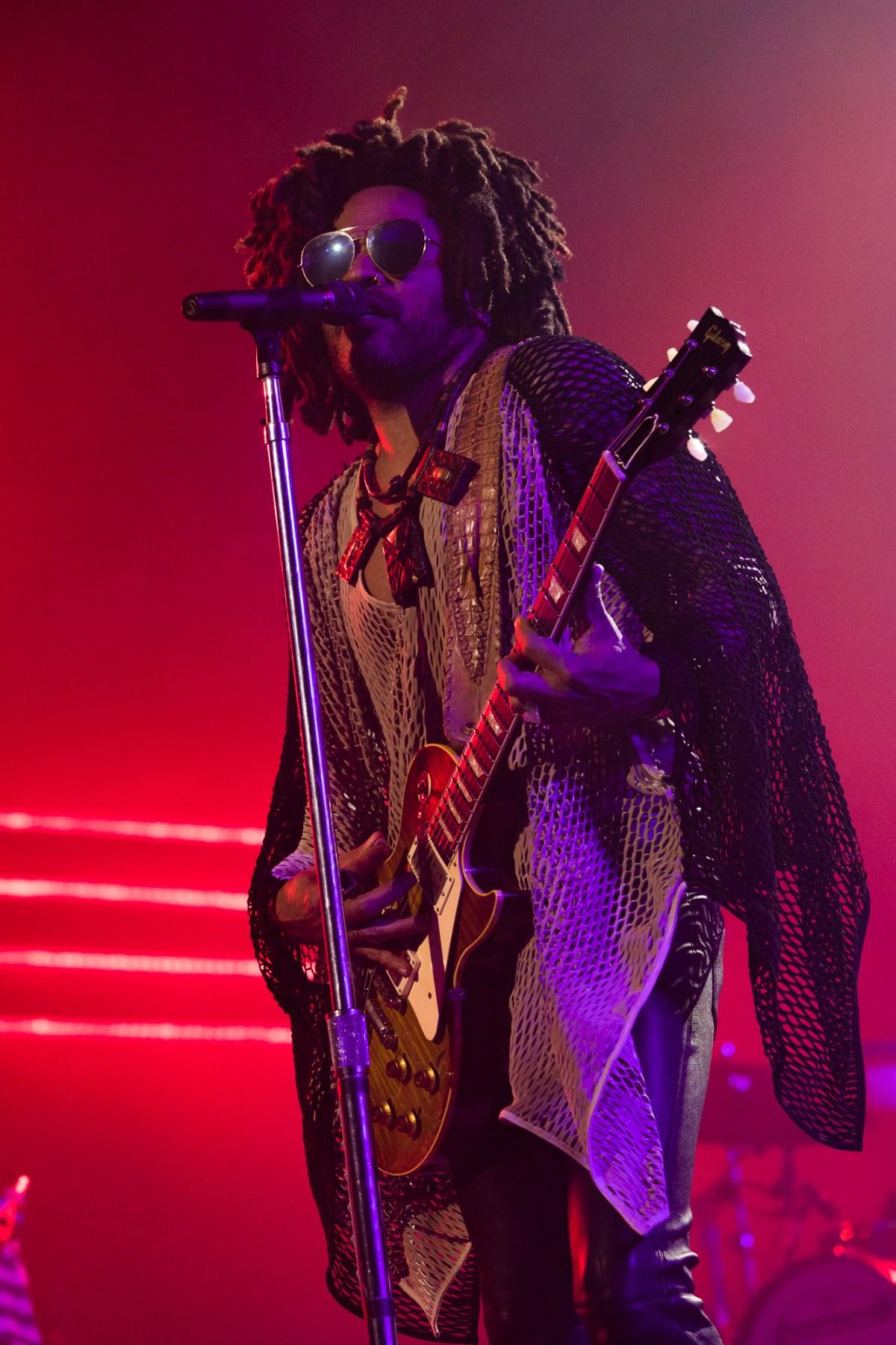 Lenny Kravitz, Hallenstadion 27.06.2018 (Bild: Michelle Brügger)