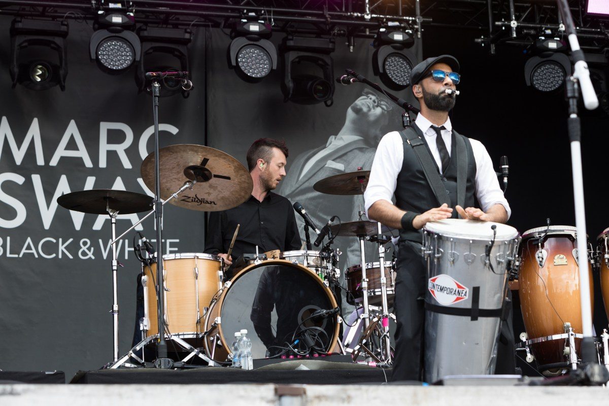 Marc Sway, Rock The Ring, Hinwil, 21.06.2018