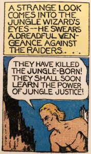 Learn the power of jungle justice