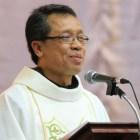 Mgr. Adrianus Sunarko OFM, Uskup terpilih Keuskupan Pangkalpinang.