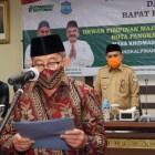 Ketua Umum MUI Bangka Belitung, Zayadi Hamzah.