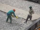 Assisted shovelling