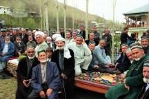 Nowruz celebration Tajikistan