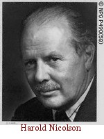 Image result for harold nicolson