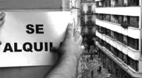 Gran porcentaje de fraude en los alquileres de viviendas