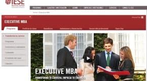 Máster MBA en Valladolid
