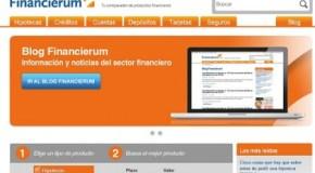 Compara servicios financieros en Financierum