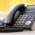 iniciando un negocio de línea de teléfono 803