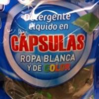 Los peligrosos de usar las cápsulas de detergente líquido