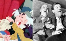 """Ed Wynn is a familiar face best known for playing laughing Uncle Albert in 1974's Mary Poppins and he also provided the voice for the Mad Hatter in Alice in Wonderland (1951). He was a successful vaudeville and comedy performer in the 30s before turning his hand to serious roles later in life – and earned an Oscar nomination for his part in The Diary of Anne Frank (1959). He was also originally offered the role of the Wizard in the Wizard of Oz but turned it down claiming it """"too small"""". He died in 1966, aged 79, and his epitaph reads """"Dear God, Thanks... Ed Wynn"""". Picture: Rex (right)"""