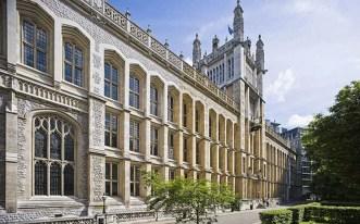 King's College London World ranking: 38 World ranking 2012/13: 57
