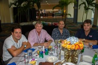 Almuerzo de prensa del Miami International Auto Show