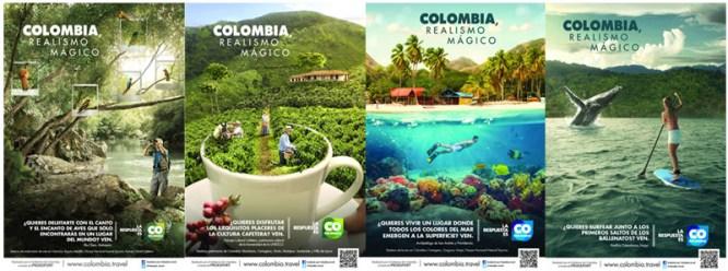 Colombia-Realismo-Magico-Posters