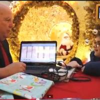 Los niños deberán primero pasar por un detector de mentiras antes de hablar con Santa Claus