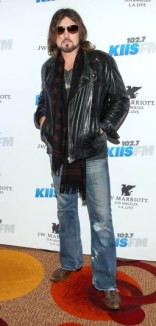 Billy Ray Cyrus Pre-Grammy Party