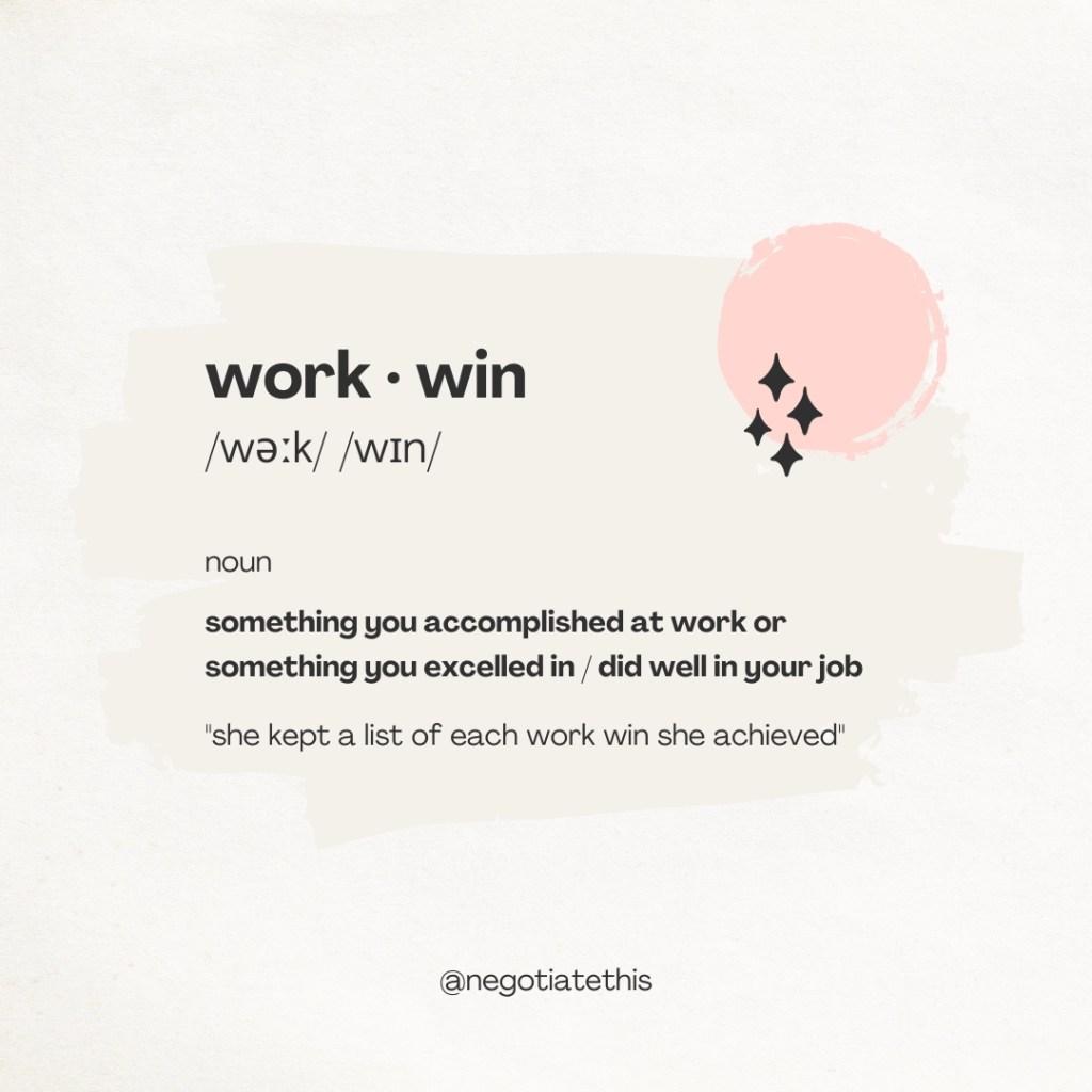 work win