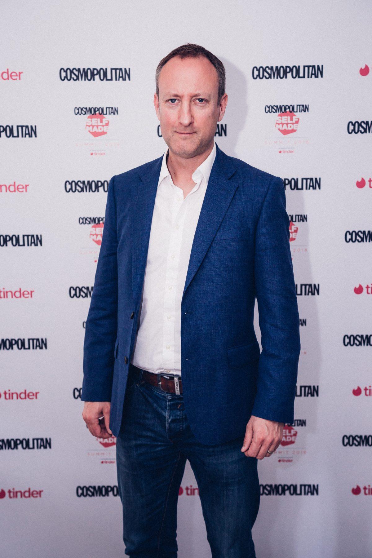 The Negotiating Guru appeared at the Cosmopolitan Weekender