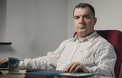 Prof. Christian Radu Chereji, PhD
