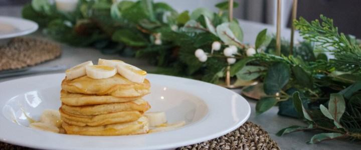 Палачинки с тесто от банани