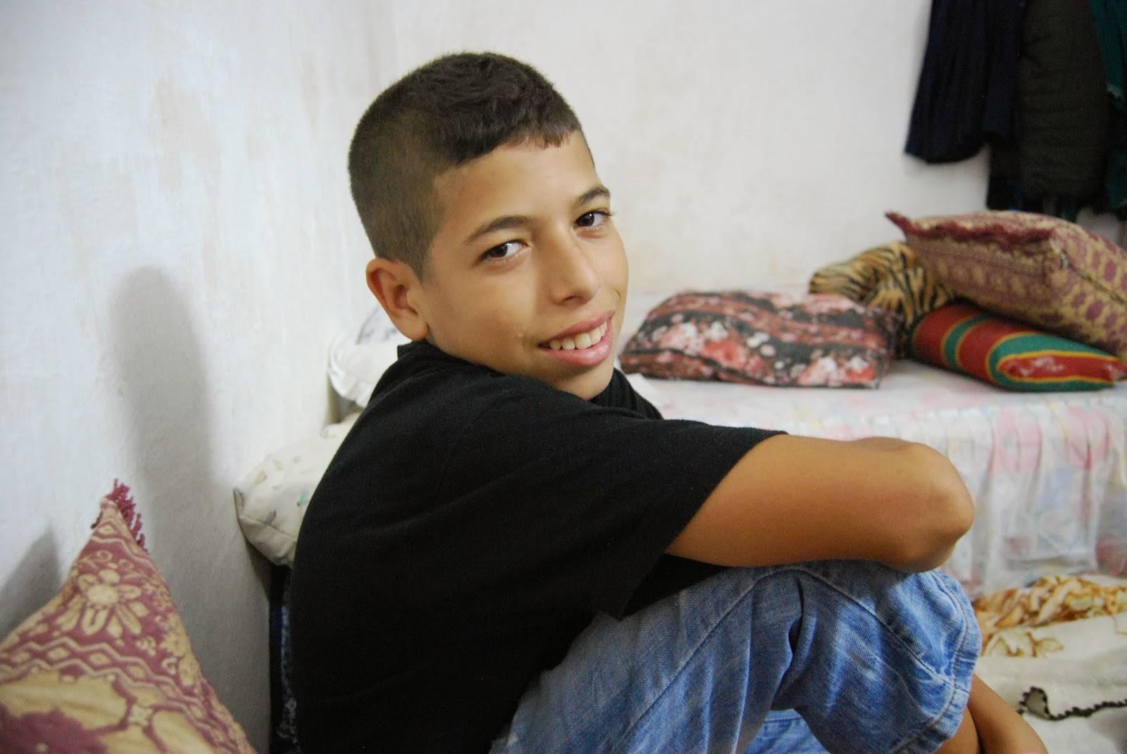 Resultado de imagen de niño marroquí
