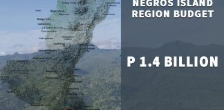 Negros Island Region budget of P1.4-Billion for infrastructure still good to go despite NIR's abolition