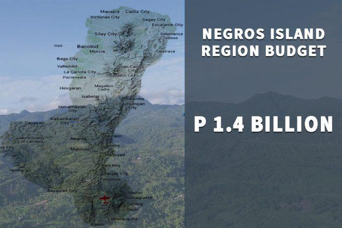 Negros Island Region budget of P1.4-Billion for infrastructure still good to go despite NIR's abolition