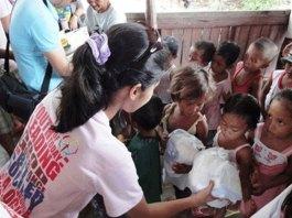 help the poor