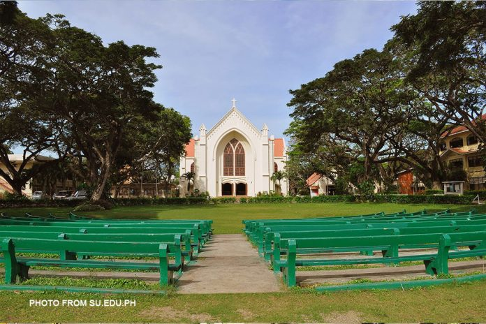 silliman spirit su church